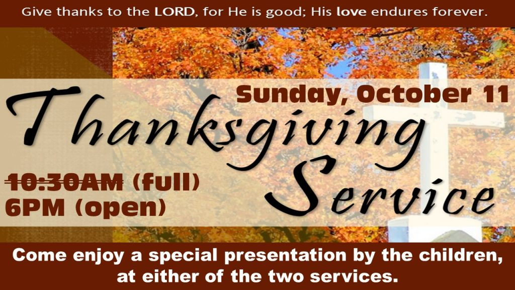 This image has an empty alt attribute; its file name is 2020-October-04-Thanksgiving-Service-1024x576.jpg