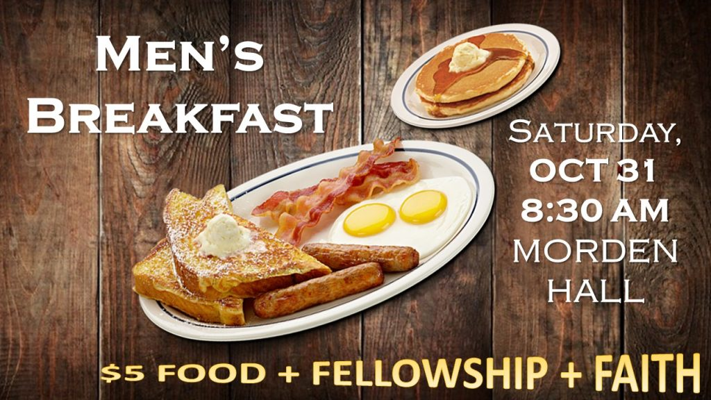 This image has an empty alt attribute; its file name is 2020-October-18-Mens-Breakfast-1024x576.jpg