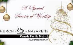 Canada Pacific District Christmas 2020