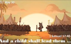 """""""And a child shall lead them…"""""""