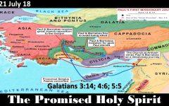 """The Promised Holy Spirit"""
