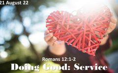 """Doing Good : Service"""