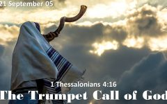 """""""The Trumpet Call of God"""""""